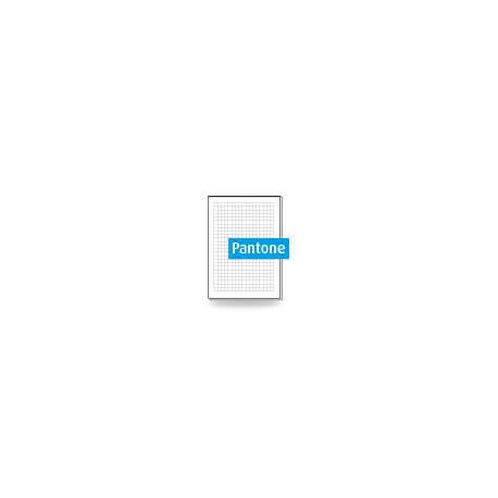 Notizblock A4, einseitig, 1-farbig Pantone