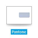 Kuvert C5, einseitig, 1-farbig Pantone
