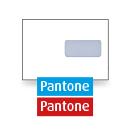 Kuvert C5, einseitig, 2-farbig Pantone + Pantone
