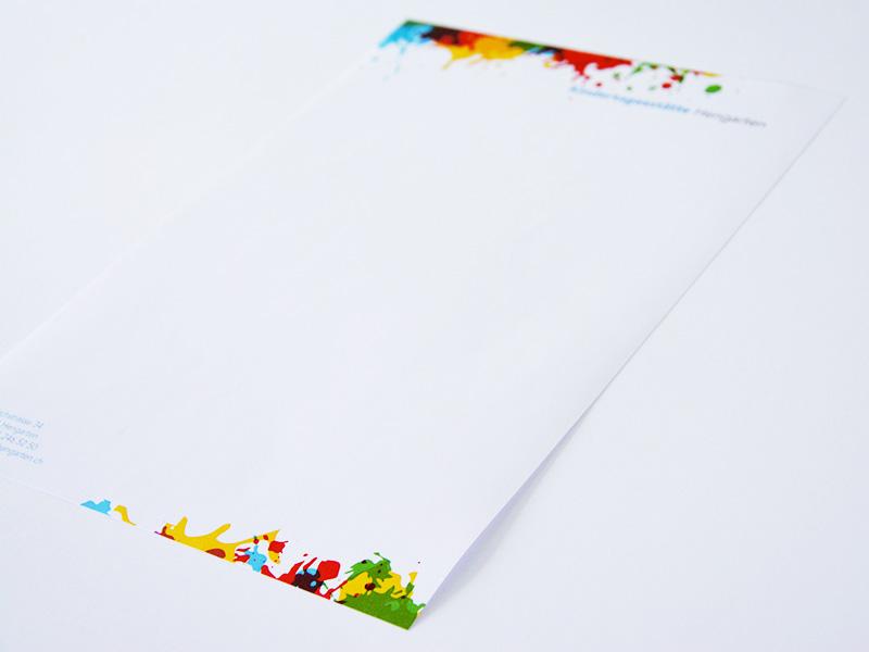 Briefpapier A4 Drucken