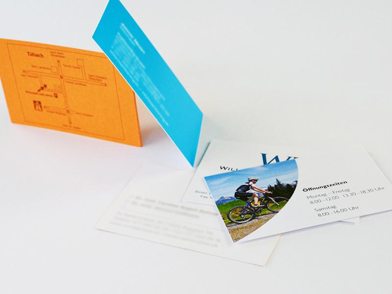 Visitenkarten Drucken