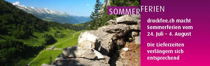 Online Druckerei In Der Schweiz Für Günstige Drucksachen